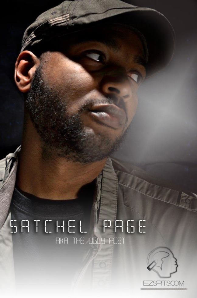 Satchel Page Card
